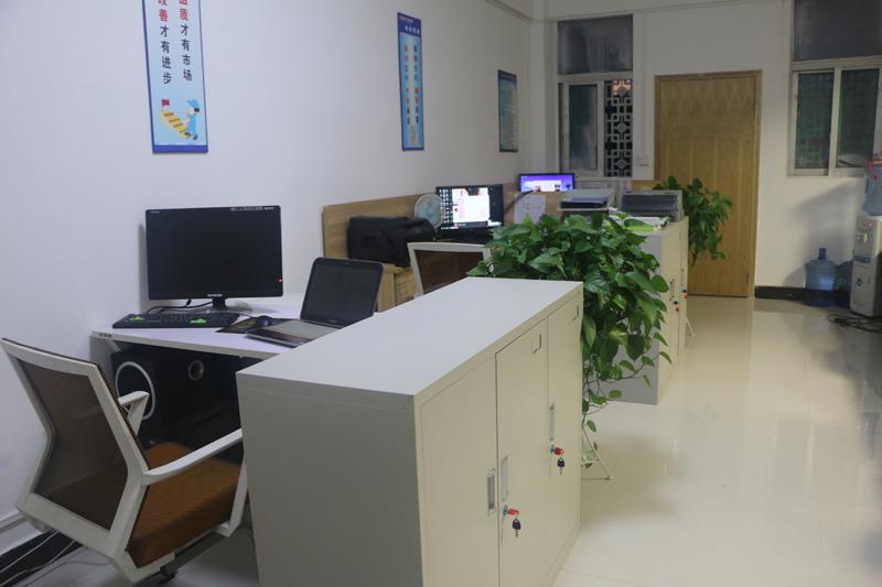 办公shi内景