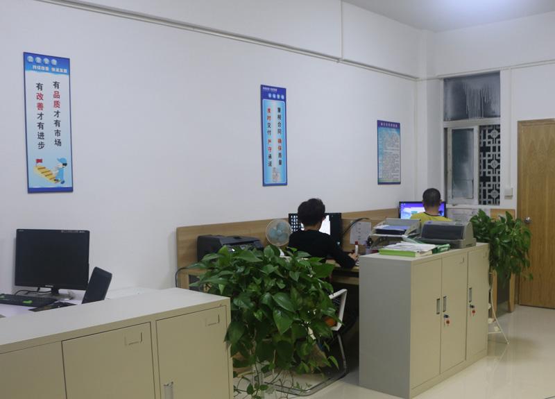 办公shi一角